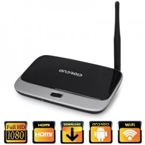 CS918 Android TV Box Review